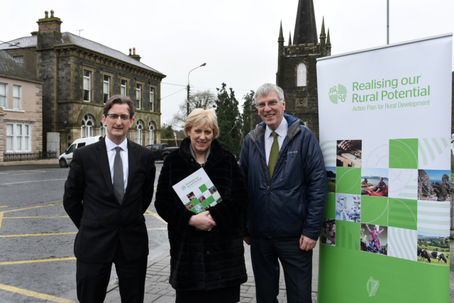 €28m for towns, villages and rural recreation projects in 2017 Banner Photo