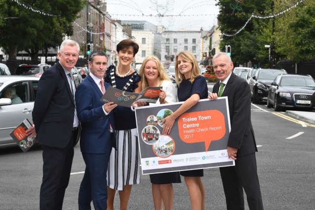 Tralee's Pulse Taken in First-ever Town Centre Health Check Banner Photo