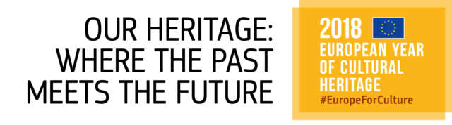 Call for Events & Activities for European Year of Cultural Heritage 2018 Banner Photo