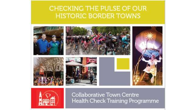 Checking the Pulse of our Historic Border Towns Banner Photo