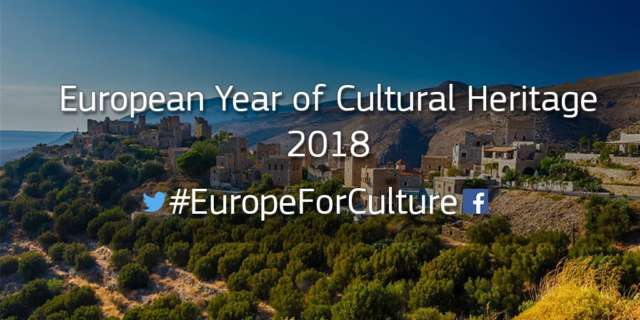 Tell Us Your Ideas For European Year of Cultural Heritage  Banner Photo