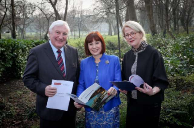 €1m in funding for six Historic Towns Banner Photo