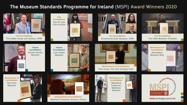 Accreditation awarded to 11 Irish museums seen as boost to post Covid-19 recovery Banner Photo