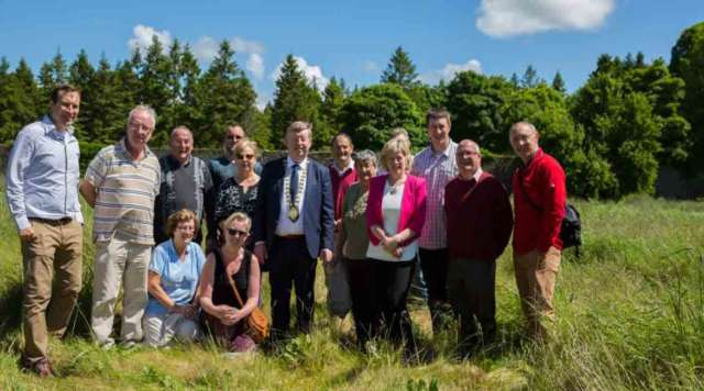 Mountbellew Walled Garden, Co Galway Banner Photo
