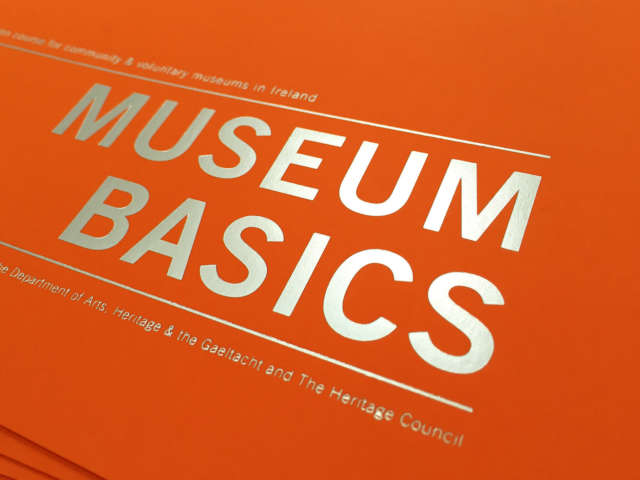 Museum Basics Course Banner Photo