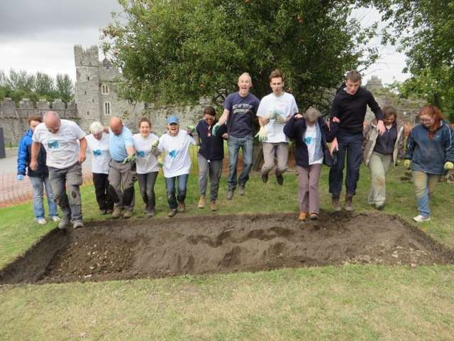 Call for Papers-Partnership & Participation: Community Archaeology in Ireland Publication Banner Photo