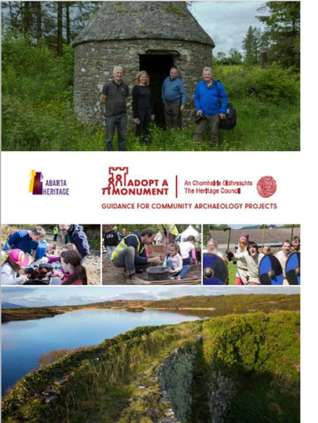 New Publication: Guidance for Community Archaeology Projects  Banner Photo