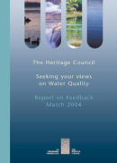 Seeking Your Views on Water Quality: Feedback Report