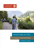 Heritage Council Strategic Plan Consultation 2018-2022