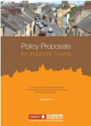 Policy Proposals for Ireland's Towns