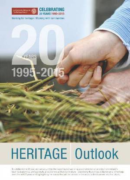 Heritage Outlook: 20th Anniversary Issue