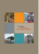 Heritage Council Annual Report 2010
