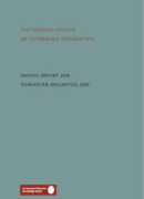 Heritage Council Annual Report 2008