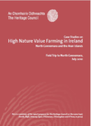 High Nature Value Farming: North Connemara & the Aran Islands