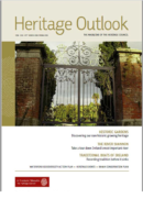 Heritage Outlook: Winter 2008/ Spring 2009