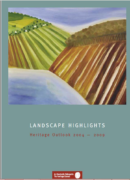 Heritage Outlook: Landscape Highlights 2004 - 2009 [Special Edition]