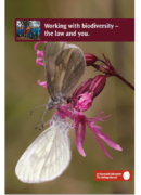 Working with Biodiversity - The Law & You