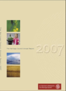 Heritage Council Annual Report 2007