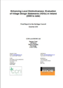 Enhancing Local Distinctiveness: Evaluation of Village Design Statements (VDSs) in Ireland 2000-2008