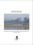 Forestry & the National Heritage: A Review of the Heritage Council's Forestry Policy 2008