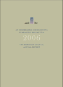 Heritage Council Annual Report 2006