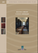 Bolton Library Conservation Plan 2007