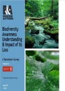 Biodiversity Awareness, Understanding & Impact of its Loss
