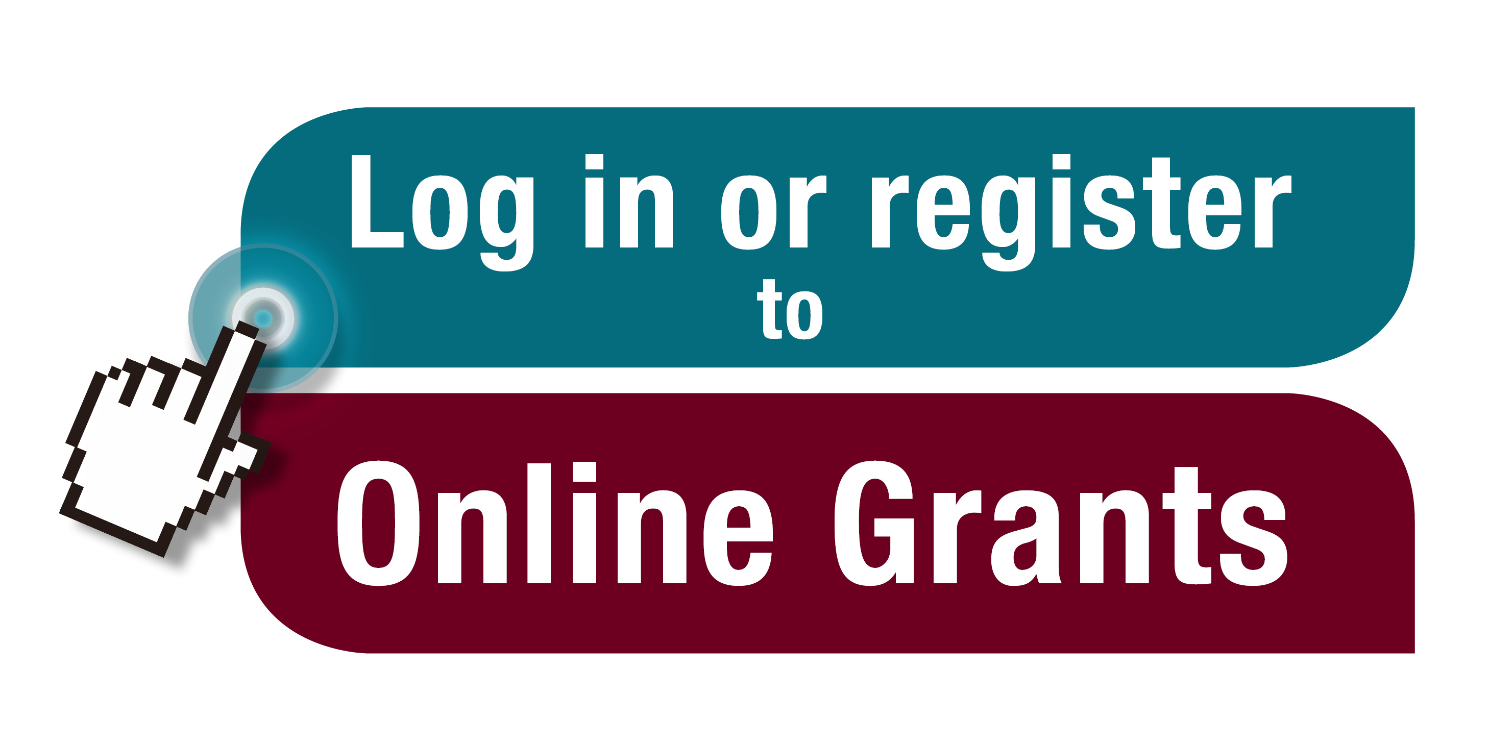 Enter online grants system
