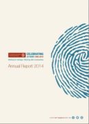 Heritage Council Annual Report 2014