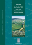 Review of the CAP Rural Development Plan 2000-2006