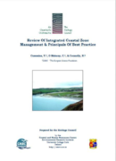 Review of Interated Coastal Zone Management and Principles of Best Practice