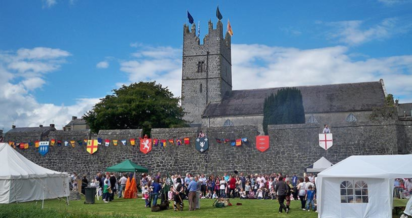 Irish Walled Towns Network