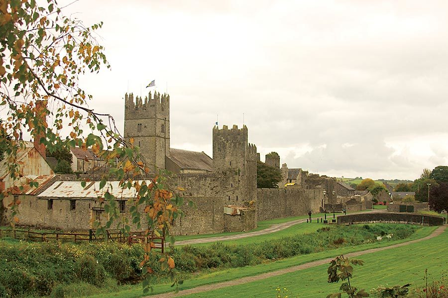 Fethard Town Wall, Co. Tipperary