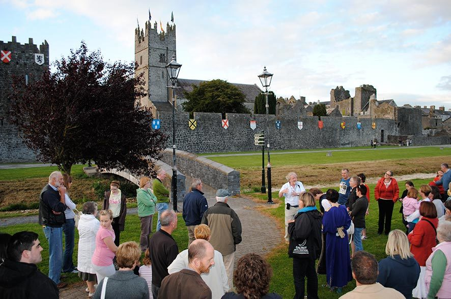 Fethard Walled Towns Day, Co. Tipperary